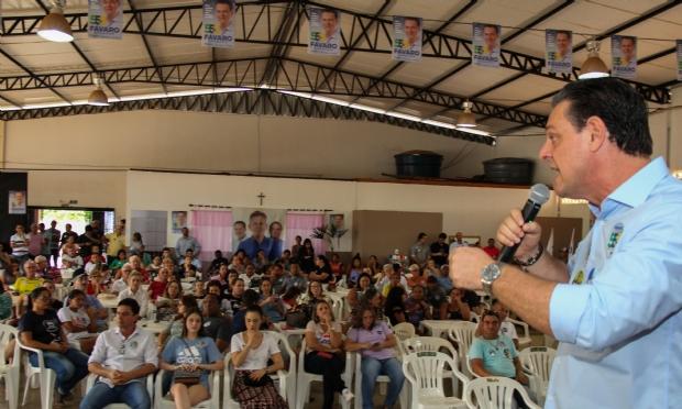 Fávaro lança plano de atuação ao lado de Binotti: devo muito a Lucas do Rio Verde