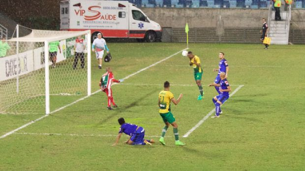 Em busca do acesso, Cuiabá vence o Salgueiro e se aproxima do G4 no Brasileirão