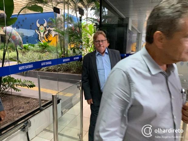 Caso seja convidado, vereador avalia aceitar comandar pasta na gestão Mauro Mendes