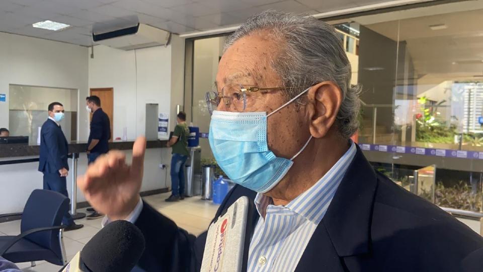Jayme nega que viagem a MT de indicado de Bolsonaro ao Supremo seja tentativa de lobby junto à bancada federal