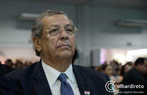 Jayme Campos confirma intenção de disputar o Senado e reafirma diálogo