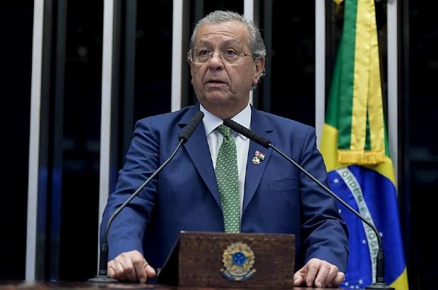Jayme defende revisão de pacto federativo para socorrer estados e municípios