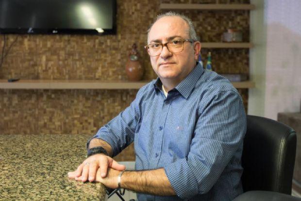 João Batista é secretário de Saúde de MT desde 2016
