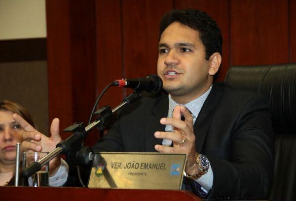 Gaeco deflagra operação contra desvio de verba na Câmara e faz busca e apreensão na casa de João Emanuel
