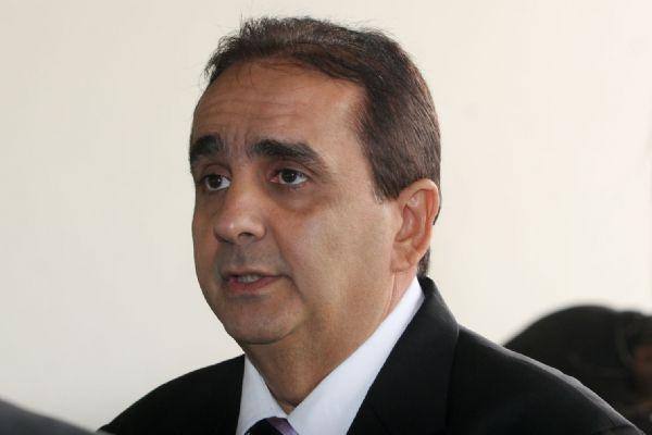 João Justino Paes de Barros, presidente da Metamat, não corre risco de morrer
