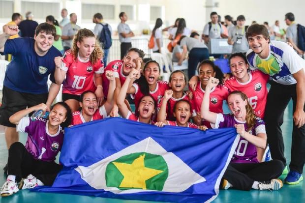 Jogos Escolares da Juventude serão disputados nesta quinta-feira no novo Ginásio Fiotão