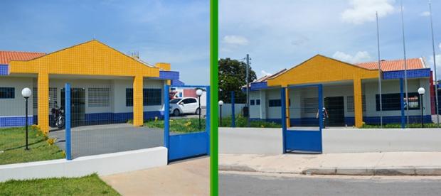 Prefeitura inaugura dois Centros de Educação Infantil em Cuiabá para atender 240 crianças