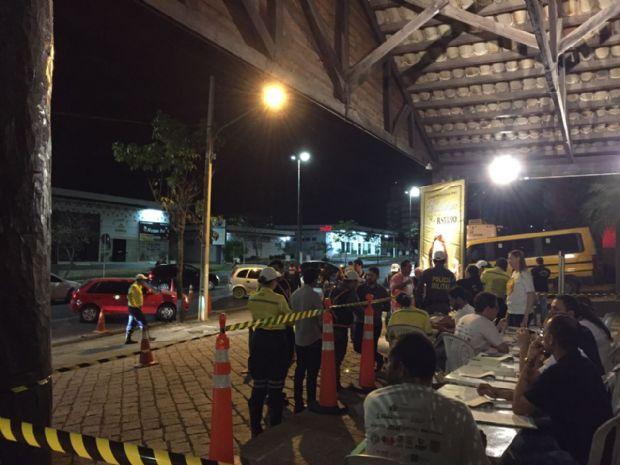 Blitz da Lei Seca termina com sete detidos e na apreensão de 24 automóveis
