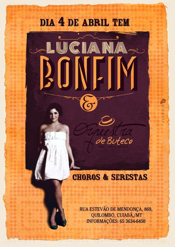 Cantora cuiabana se apresenta com clássicos da MPB em reduto do samba