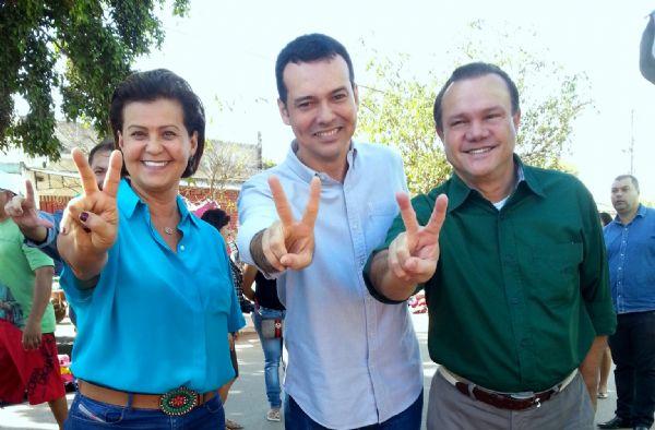 Ludio afirma que não esconde Silval nem a vice Teté e enxerga desespero em aliança de Taques com seu crescimento
