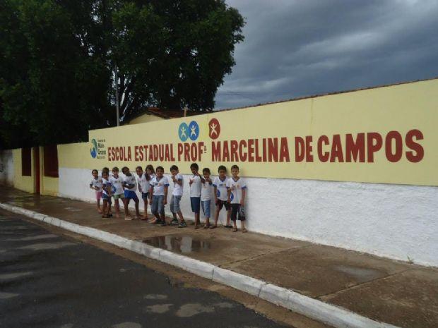 Escola Marcelina de Campos promove feira cultural na Arena Pantanal em comemoração aos 30 anos de historia
