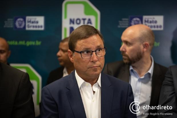 Carvalho afirma que governo de MT não teme CPI no Senado e garante transparência dos gastos na pandemia