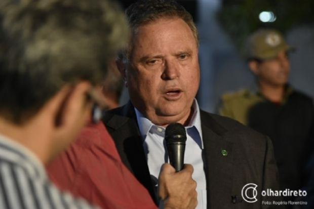 "Maggi aproveita entrega de títulos para estimular Fagundes a disputar governo: ""é legítimo!"""