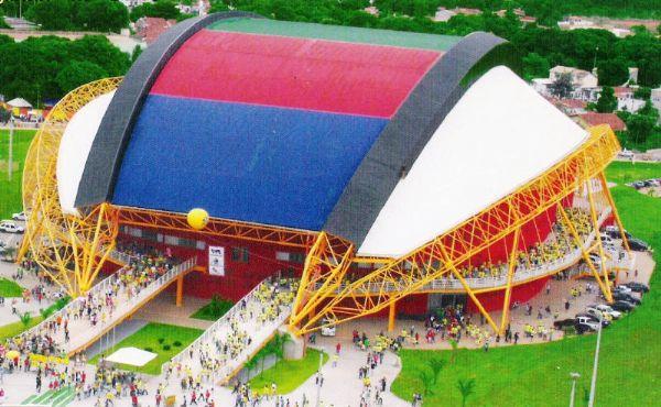 Ginásio Aecim Tocantins sediará campeonatos de Basquete até domingo