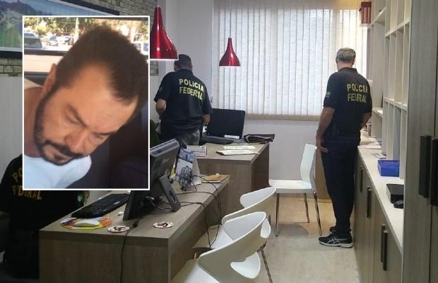 Traficante Cabeça Branca foi preso em Mato Grosso
