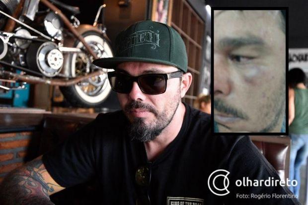 Ex-funcionário acusa dono do moto bar de agressão e ameaças; empresário nega e diz que é vítima