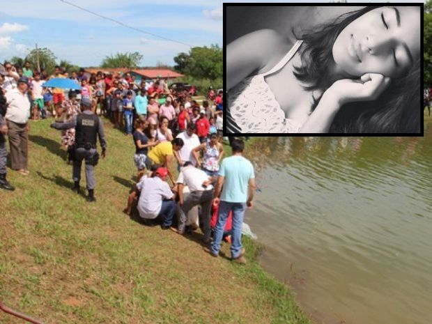 Corpo de Maria foi localizado no dia 11 de abril em lagoa profunda da cidade de Vila Rica