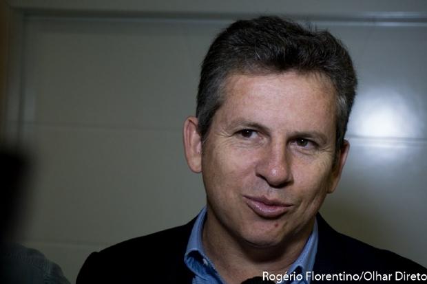 """Mauro define pré-candidatura na próxima semana: """"isso está resolvido"""", diz presidente do DEM"""