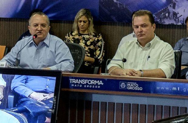 Governo amplia diálogo com representantes dos servidores públicos para mostrar momento de transição