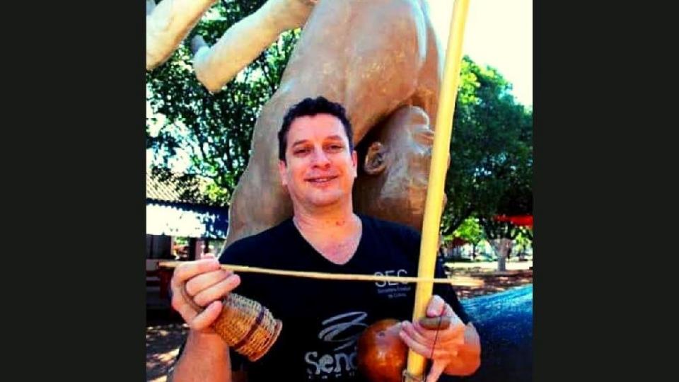 Governo lamenta morte do mestre de capoeira e da cultura mato-grossense Jarbas Sokolowski
