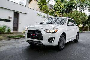 Carros de rua – Mitsubishi ASX-S chega com elementos exclusivos