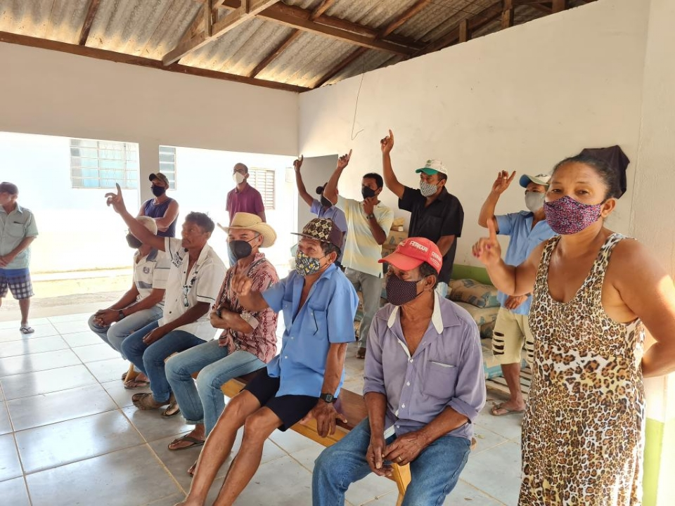 Programa de alfabetização cria turmas para atender estudantes de comunidade quilombola de MT