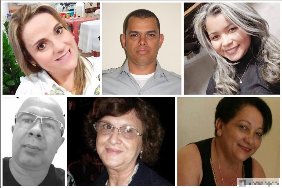 Professoras, policial militar e empresário morrem vítimas da Covid-19