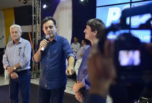 Rogério Salles destaca perfil municipalista de Nilson Leitão