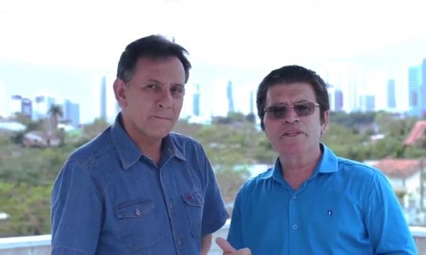 Distante de Selma, Victório Galli pede voto a Leitão e o vincula a Bolsonaro;  Vídeo