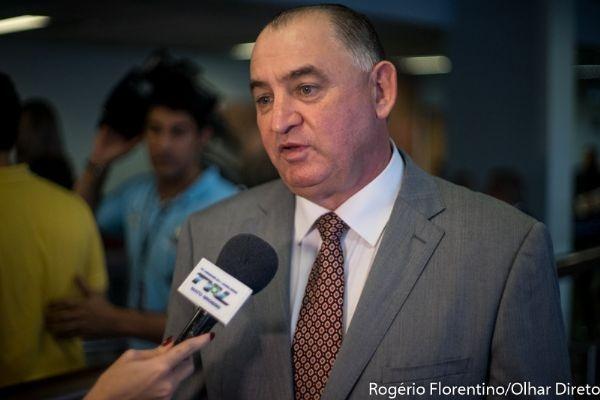 Nininho confirma aproximação de Dorner com Taques e diz que aliança não está descartada