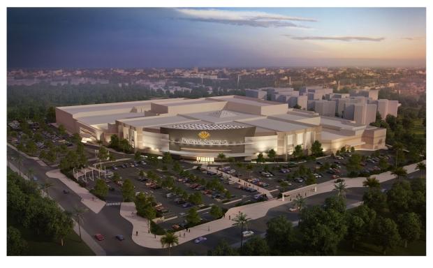 Pantanal Shopping inicia nova etapa na obra de repaginação da estrutura e fachada