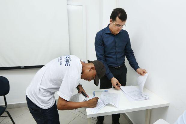 FAIPE lança programa de bolsa atleta em Cuiabá