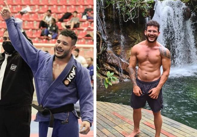 Atleta de jiu-jistu e kickboxing, rapaz de 30 anos é vítima da Covid-19 menos de um mês após o pai