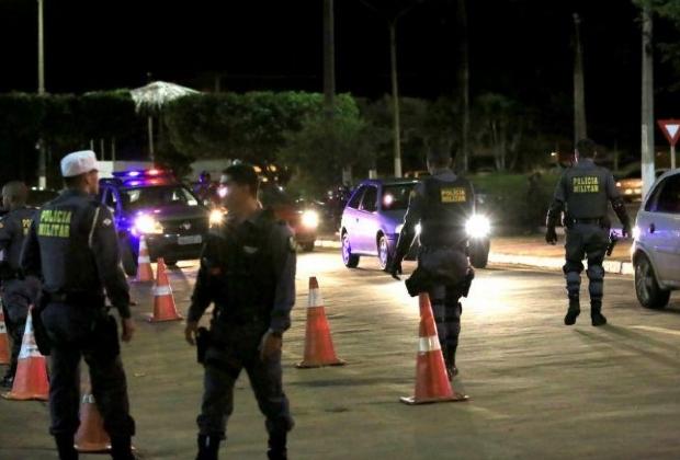 Polícia Militar e PRF deflagram operações com foco ostensivo e repressivo neste carnaval em Mato Grosso