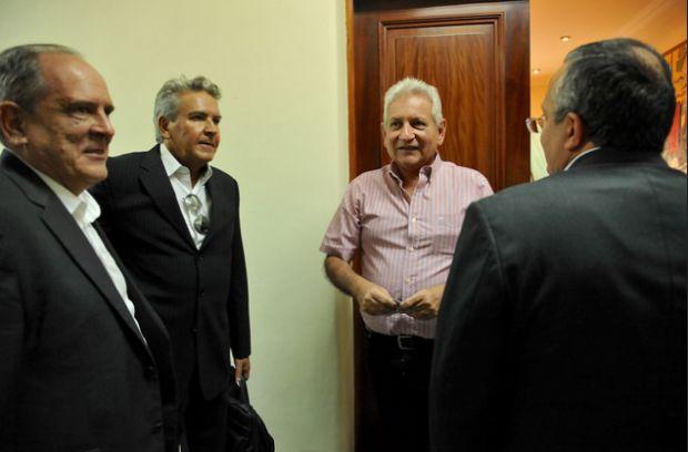 Oiran Gutierrez fez a apresentação de diretorias das companhias Azul Linhas Aéreas e Bolívia Aviación