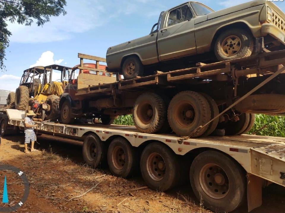 Sema apreende máquinas usadas no desmatamento ilegal e aplica R$ 46,5 milhões em multas