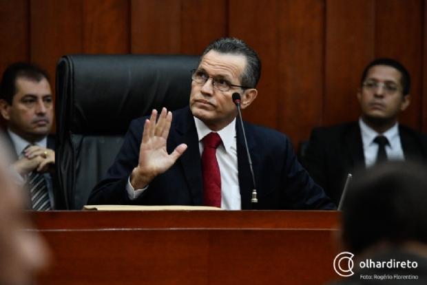 Silval é ouvido pela CGE por propina de R$ 400 mil às empresas Trimec e Strada