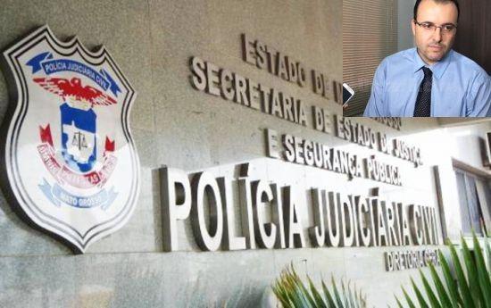 Novo diretor PJC