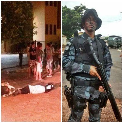 Homem invade hospital e tenta executar  criminoso que atirou e matou PM durante assalto