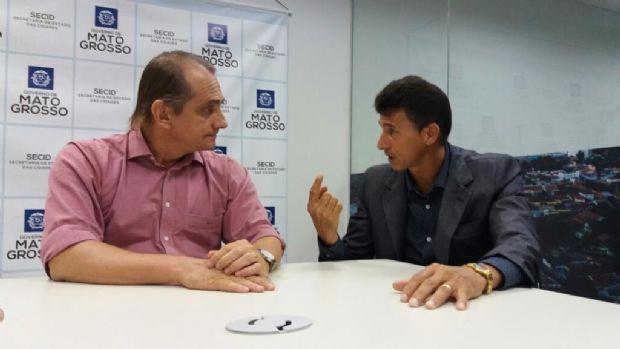 Wilson Santos recebe demanda de 15 prefeitos em dois dias e prepara ações da Secid