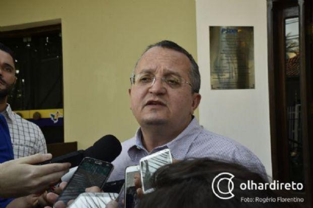 Taques considera normal que  oposição articule ofensiva judicial para  suspender Caravana da Transformação