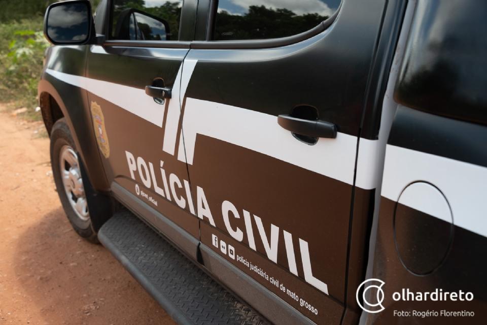 Polícia prende homem que tentou matar pai duas vezes em menos de 24 horas