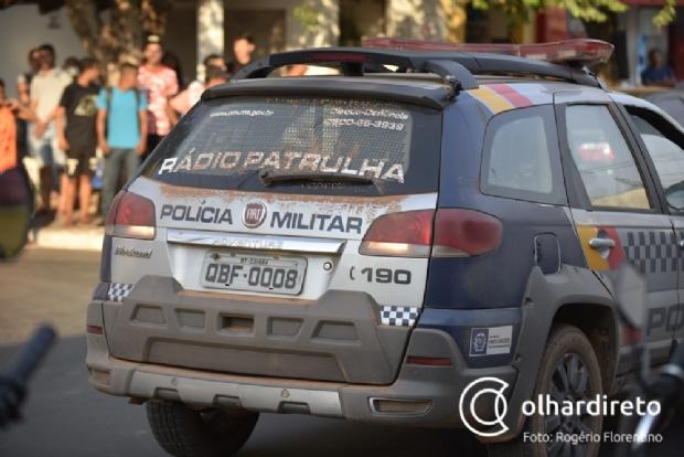 Advogado é sequestrado por criminoso ao lado de shopping em Cuiabá