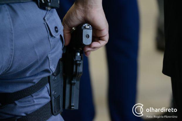 Usuária de drogas agride cabo da PM durante revista na avenida do CPA