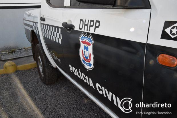 Homem que executou vítima no Residencial Coxipó é preso em flagrante