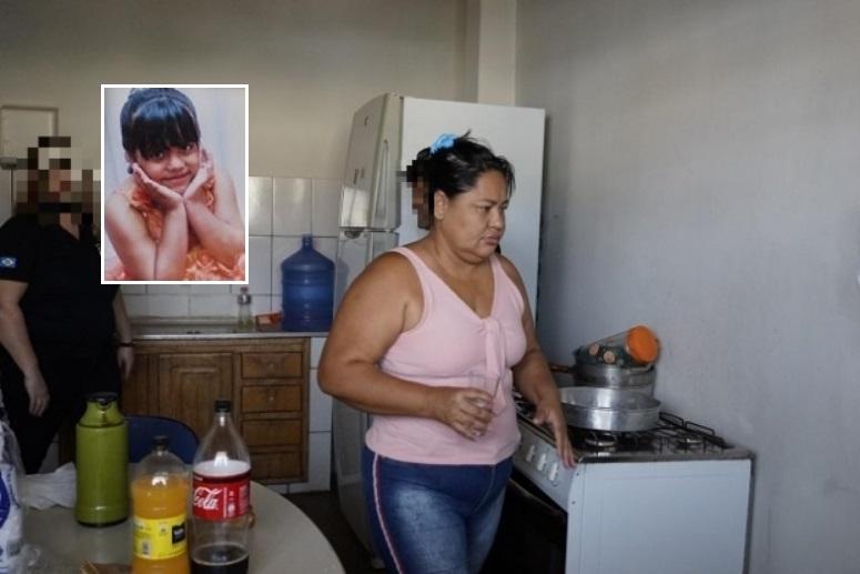 Perícia descarta presença de veneno em restos mortais de avô de menina que morreu envenenada por madrasta