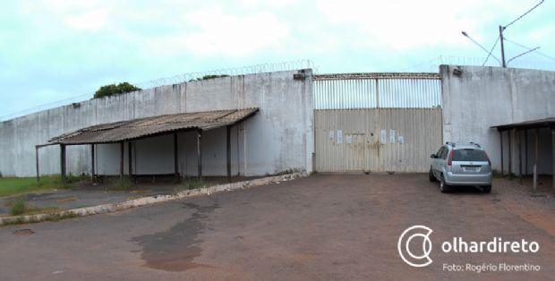 Dois adolescentes tentam matar agente socioeducativo no Pomeri com pedaços de ferro
