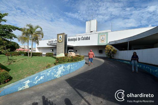 Mãe denuncia 'apagão' e falha de gerador no Pronto-Socorro de Cuiabá; veja vídeo