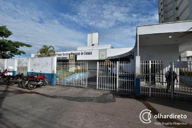 Cuiabá tem mais de 150 internações por pneumonia em seis meses