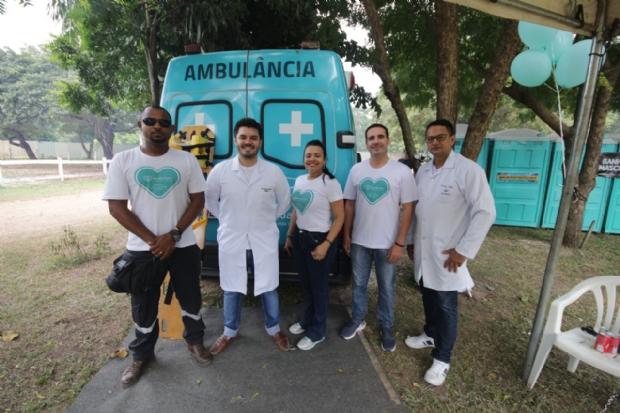 Assistência médica é uma das prioridades para o setor de eventos